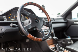 Mercedes-Benz W124 C124 Coupe 300 CE 014