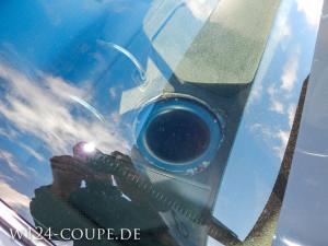 W124 Coupe CarHifi Installation Anlage 018