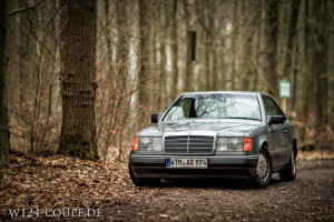 Mercedes Coupe 300CE W124 045