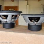 Bandpass Upgrade und Kofferraum-Optik