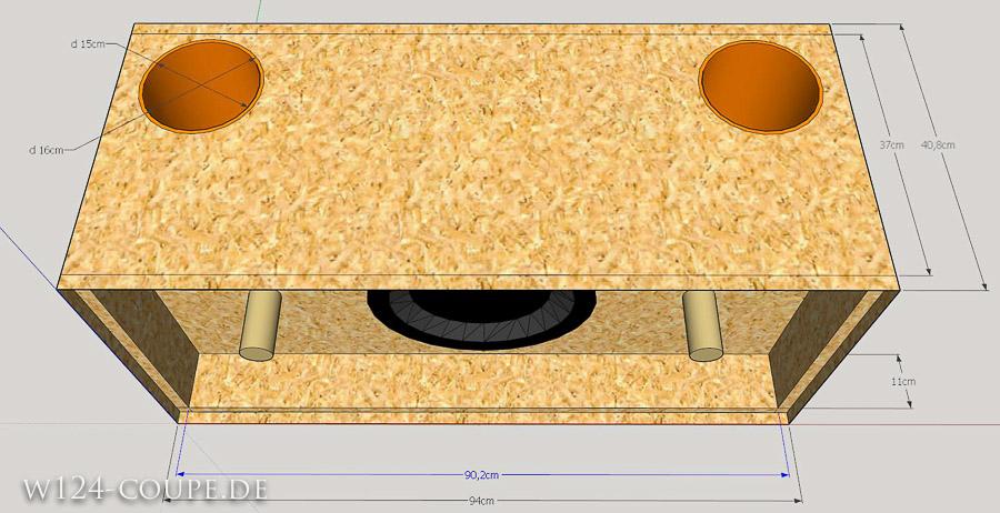 bass bass wir brauchen mehr bass w124. Black Bedroom Furniture Sets. Home Design Ideas